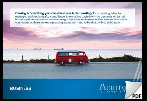 Financial Advisors Perth - Business