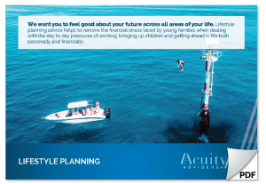 Acuity Advisers Perth - Lifestyle Planning